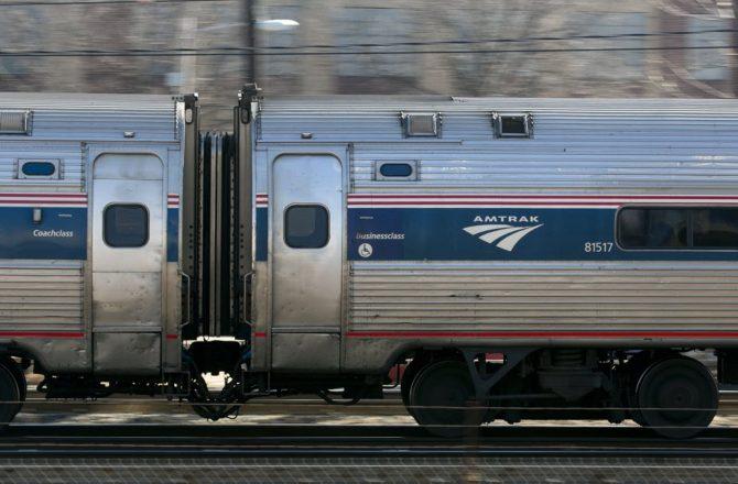Von Buffalo nach New York – mit dem Zug
