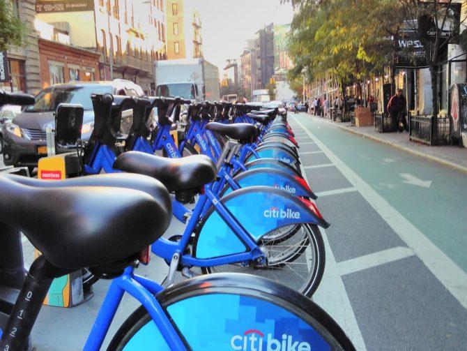 Von Harlem zur Wall Street – mit dem Fahrrad