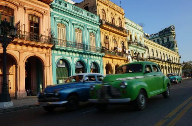 Kontraste – erste Eindrücke aus Havanna