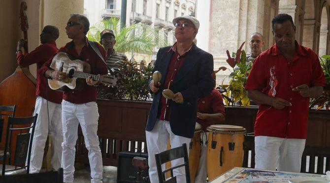 Konzert auf kubanisch