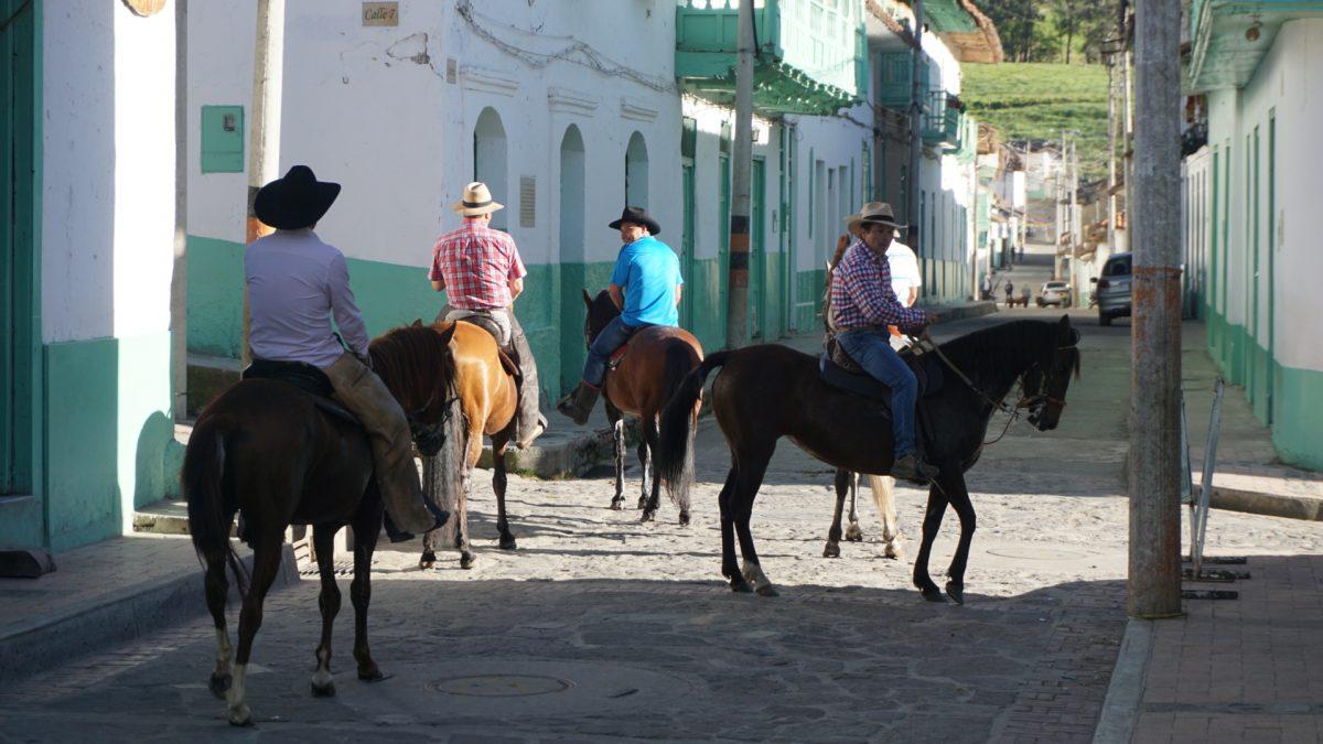 Hohe Berge: El Cocuy