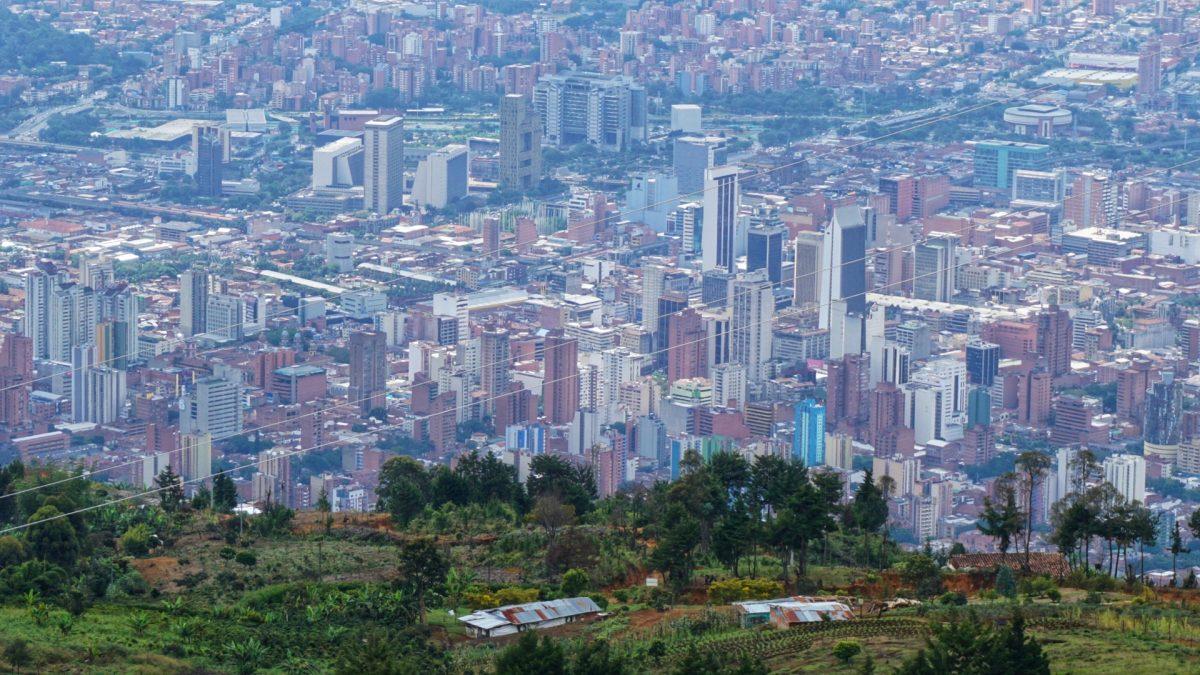 Medellin – zwischen Stadt und Land