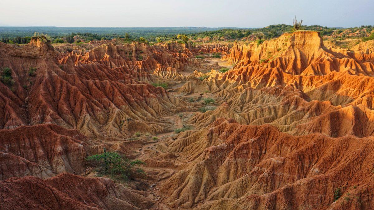Tatacoa – 24 Stunden Wüste