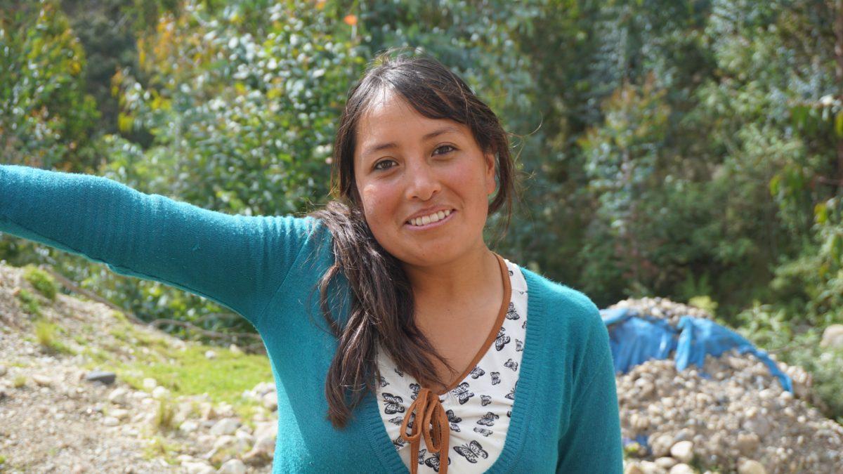Begegnungen: Luz Vanessa