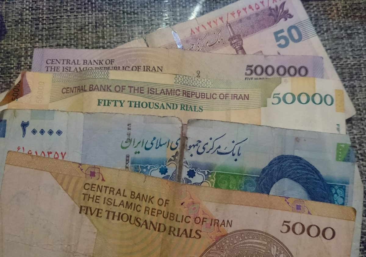 Bezahlen im Iran