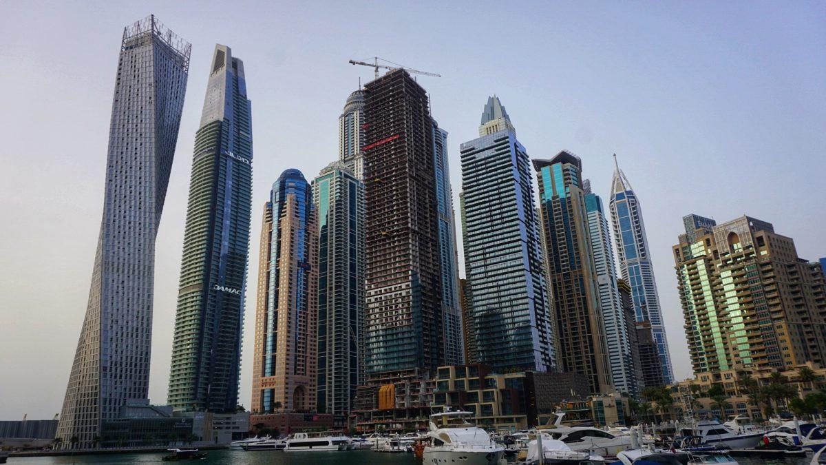 Wo wir nie hinwollten: Drei Tage Dubai