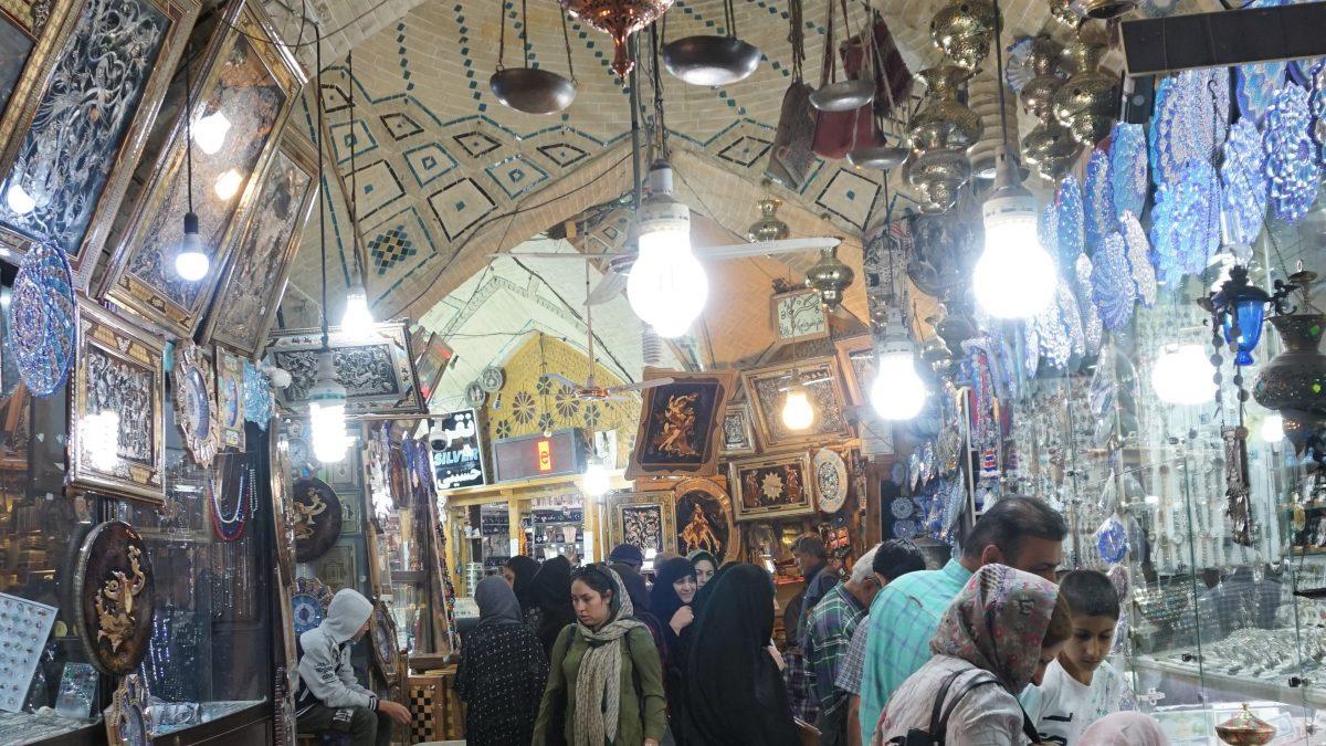 Isfahan: Handwerkskunst