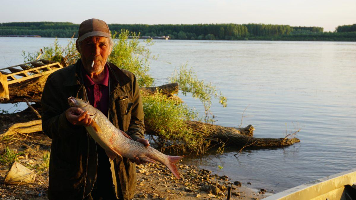 Begegnungen: Der Fischer