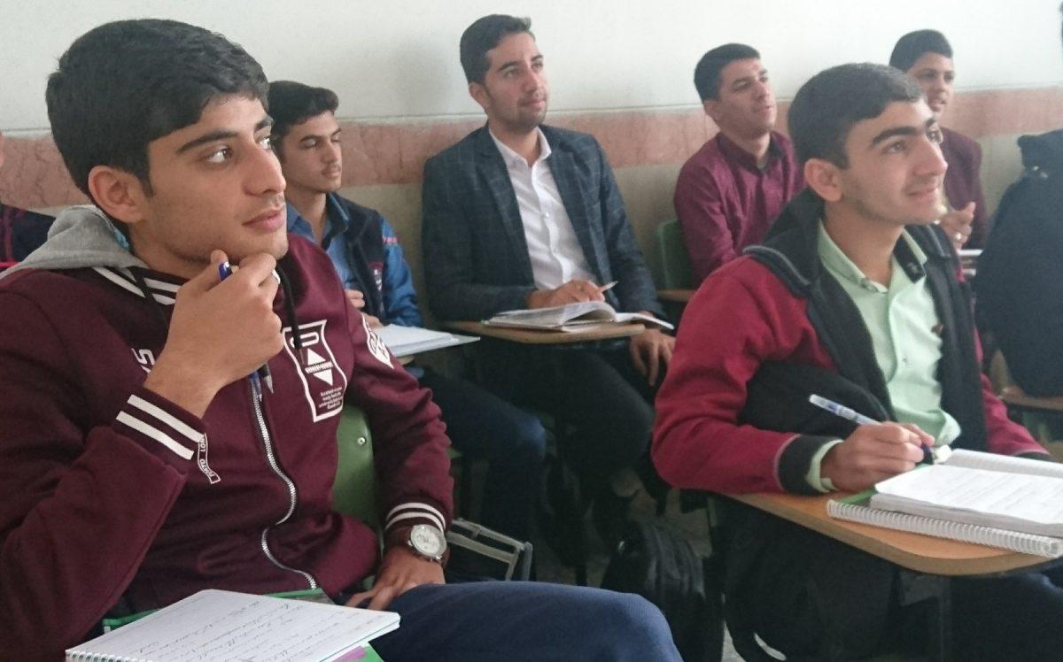 NACHTRAG zum Iran – Eindrücke eines Schulmorgens